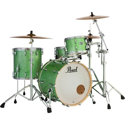 Pearl Masters Maple 3-Piece Shell Pack Absinthe Sparkle