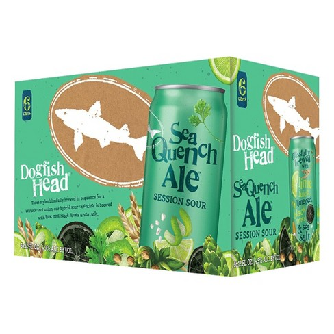 Dogfish Head® SeaQuench Ale - 6pk / 12oz Cans - image 1 of 1