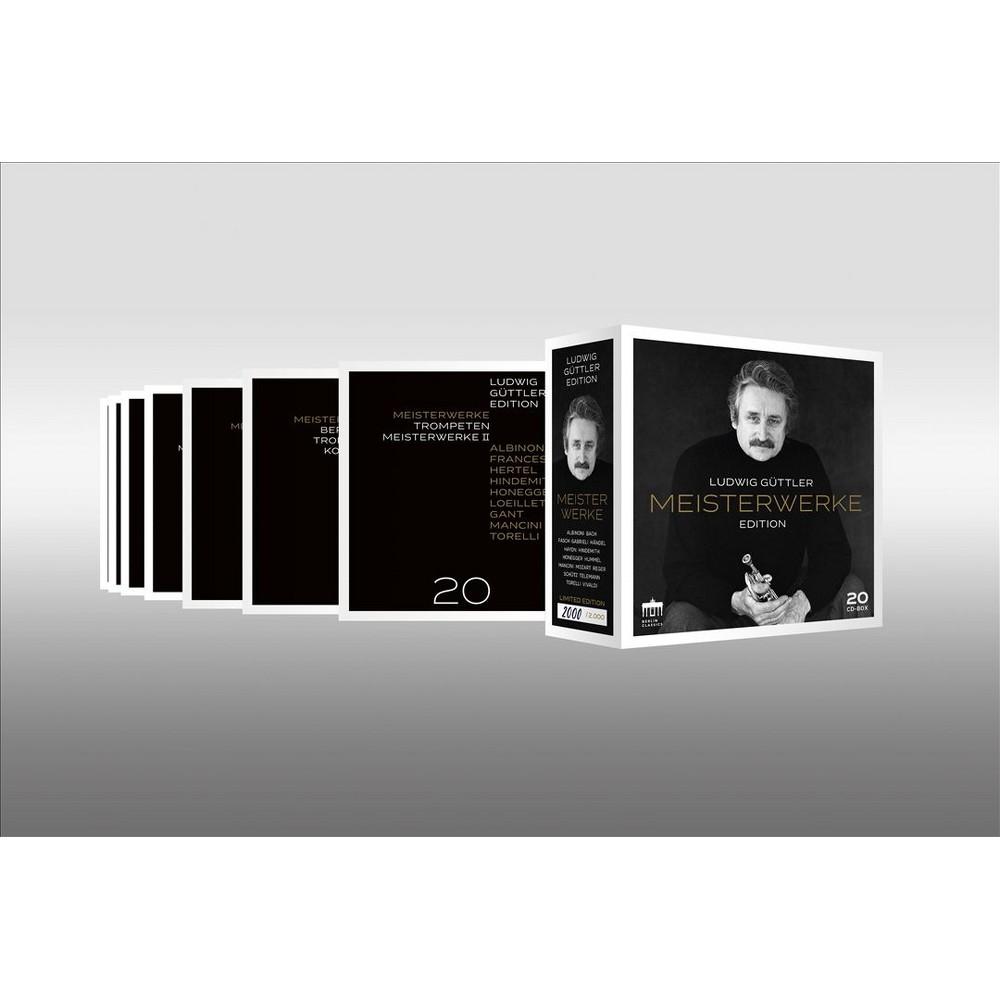 Ludwig Guttler - Meisterwerke (CD)