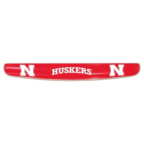 NCAA Nebraska Cornhuskers FanmatsGel Keyboard Wrist Rest - image 1 of 1