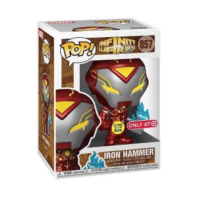 Funko POP! Marvel: Infinity Warps - Iron Hammer (GW)(Target Exclusive)