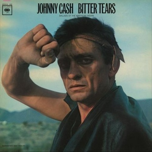 Johnny cash - Bitter tears (Vinyl) - image 1 of 1