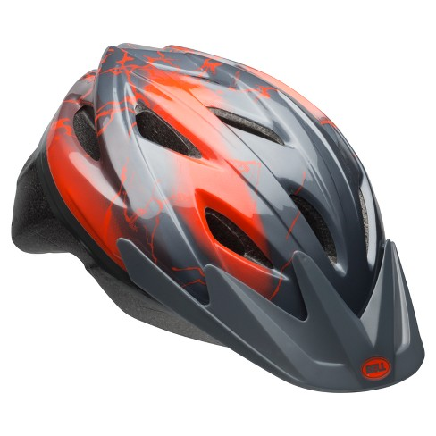 Bell Sports Blade Kids' Helmet - Orange/Titanium Crackle - image 1 of 10