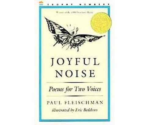 Joyful Noise : Poems for Two Voices (Paperback) (Paul Fleischman) - image 1 of 1