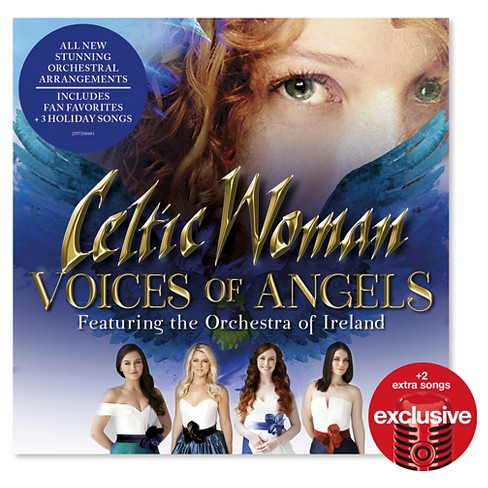 Celtic Woman - Voices of Angels (Target Exclusive) - image 1 of 1