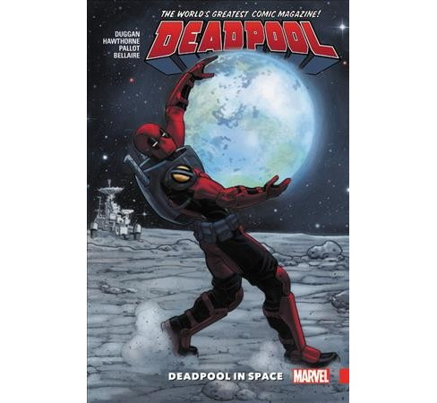 Deadpool World's Greatest 9 : Deadpool in Space (Paperback) (Gerry Duggan) - image 1 of 1