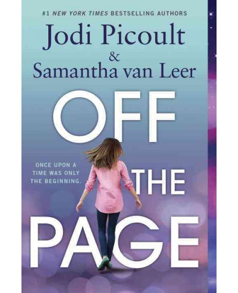 Off the Page (Reprint) (Paperback) (Jodi Picoult & Samantha Van Leer) - image 1 of 1