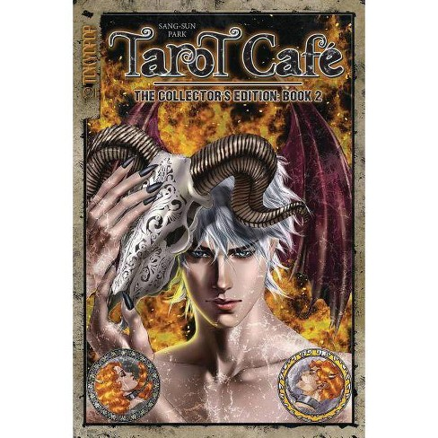 The Tarot Cafe Manga Collection: Volume 2 - by  Sang-Sun Park (Paperback) - image 1 of 1