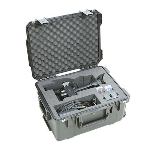 SKB iSeries  Video Camera Case with Wheels & Pull Handle , for  FDR-AX1 4K Handycam,  NX7 - image 1 of 4