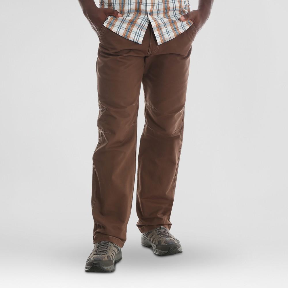 Wrangler Men's Outdoor Kingman Pants - Birch (Brown) 40x32