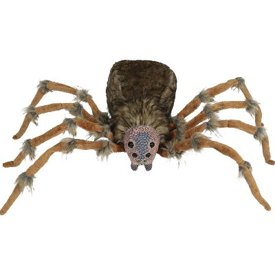 Spider Brown Wolf Deluxe Lightup Decorative Holiday Prop