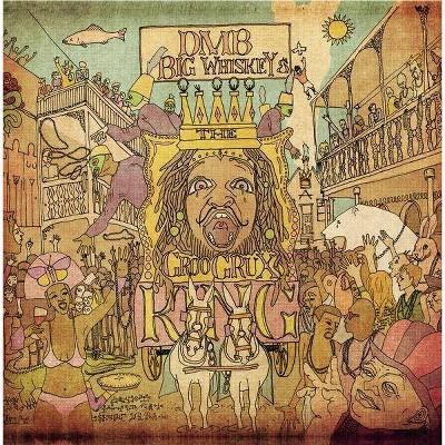 The Dave Matthews Band - Big Whiskey & the GrooGrux King (CD)