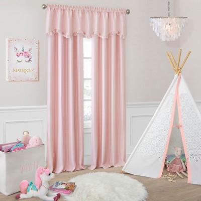 Adaline Nursery and Kids Blackout Window Curtain - Elrene Home Fashions