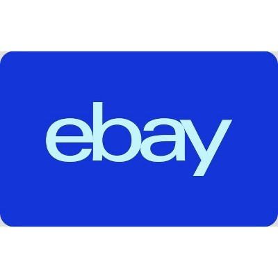 eBay Gift Card (Email Delivery)
