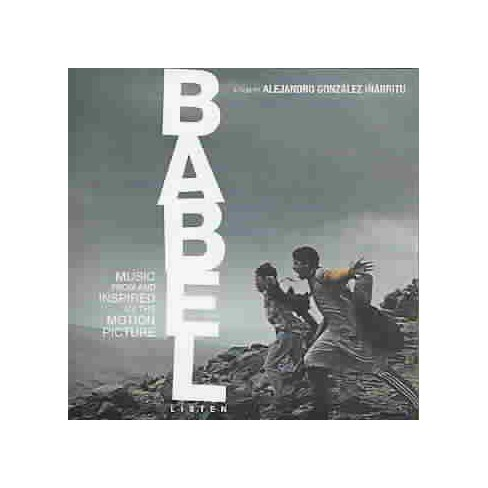 Babel: Music From And Inspired By The Motion Picture (Slipcase) * (CD) - image 1 of 1