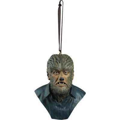 Trick Or Treat Studios Universal Monsters Holiday Horrors Ornament | Wolfman