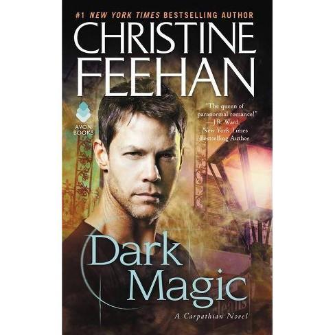 Dark Magic - (Carpathian Novel) by  Christine Feehan (Paperback) - image 1 of 1