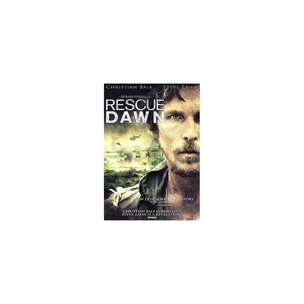 Rescue Dawn (Dvd), Movies