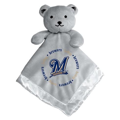 MLB Milwaukee Brewers Gray Baby Bear - image 1 of 1
