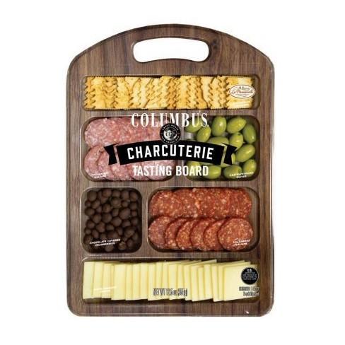 Columbus Charcuterie Tasting Board - 12.5oz - image 1 of 1