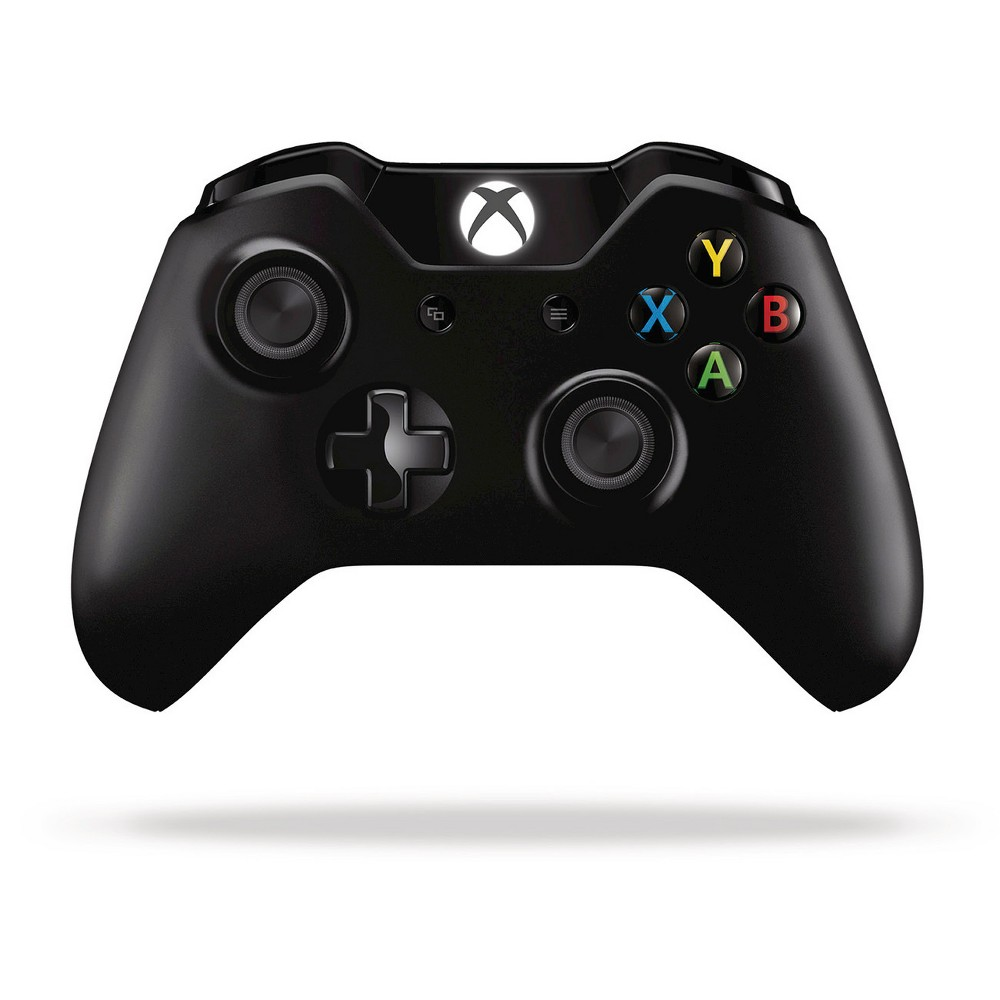 Xbox One Wireless Controller and Play & Charge Kit, Black