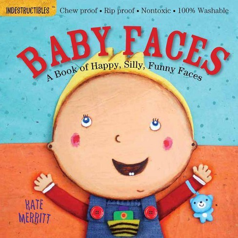Indestructibles: Baby Faces - (Paperback) - image 1 of 1