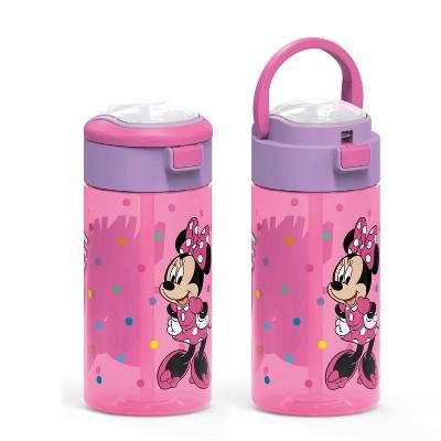 Minnie Mouse 18oz Plastic Flex Sip Water Bottle - Zak Designs