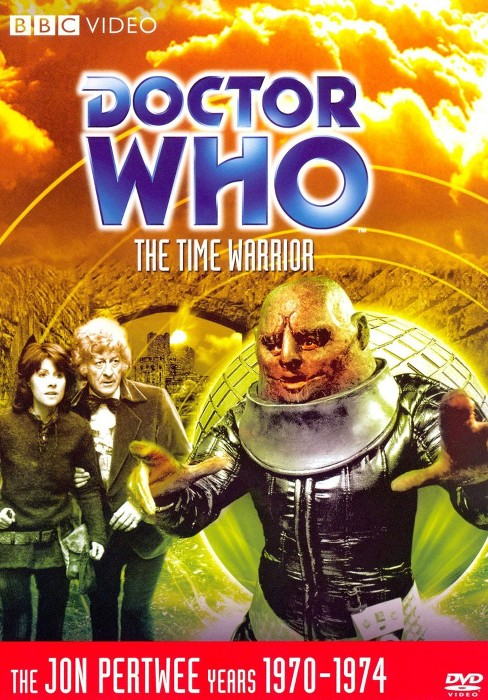 Doctor who:Ep 70 time warrior (DVD) - image 1 of 1