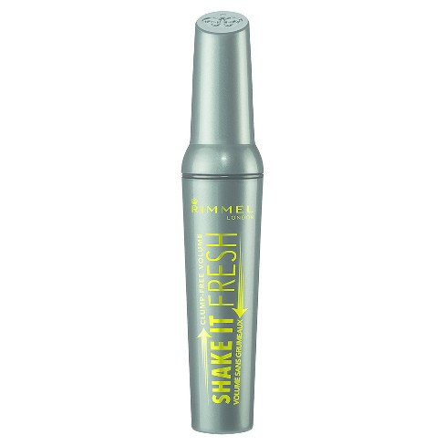 Rimmel Shake It Fresh Mascara Black - 0.30oz - image 1 of 2