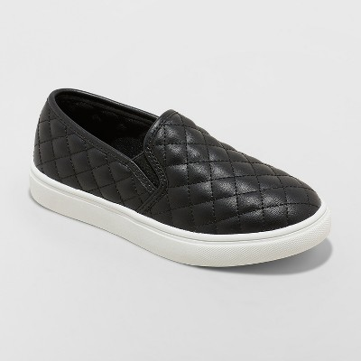 Girls' Maha Quilted Twin Gore Sneakers - Cat & Jack™