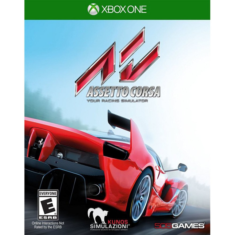 Image of Assetto Corsa Xbox One, Video Games