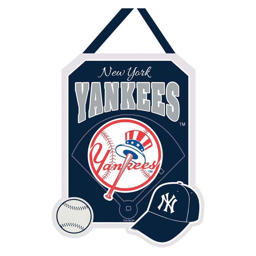 New York Yankees Door Décor