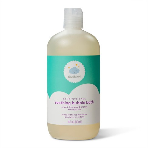 Baby Bubble Bath  - Cloud Island™ Lavender & Orange - 16 fl oz - image 1 of 1
