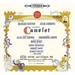 Original Cast - Camelot (OCR) (CD)