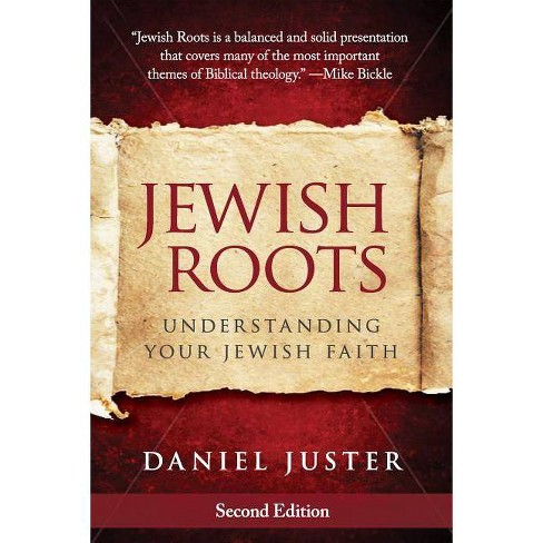 Jewish Roots - by  Daniel Juster (Paperback) - image 1 of 1
