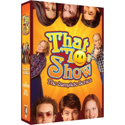 That 70s Show: The Complete Series (DVD)