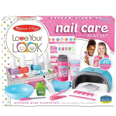 Melissa & Doug LOVE YOUR LOOK - Nail Care Play Set