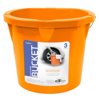MyRide Wash Bucket - 3 Gallon