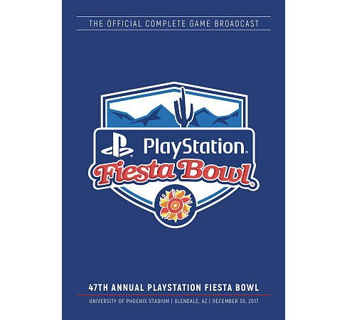 2018 Cfp Playstation Fiesta Bowl (DVD) - image 1 of 1