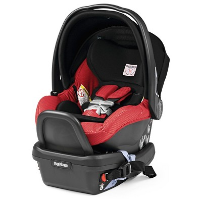Peg Perego Primo Viaggio 4/35 car seat, Mod Red