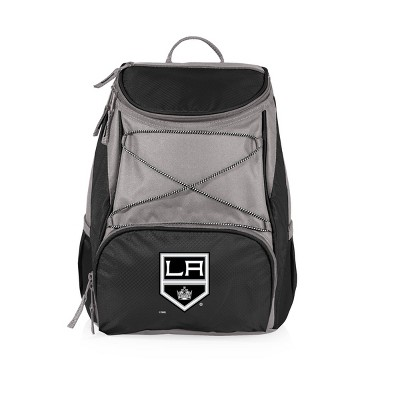 NHL Los Angeles Kings PTX Backpack Cooler - Black