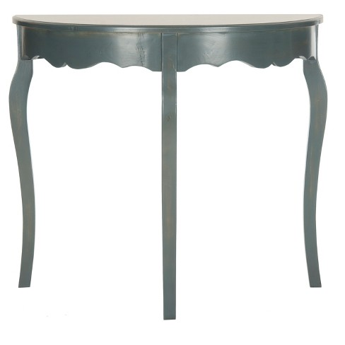 Aggie Console Table Vintage Gray - Safavieh® - image 1 of 4