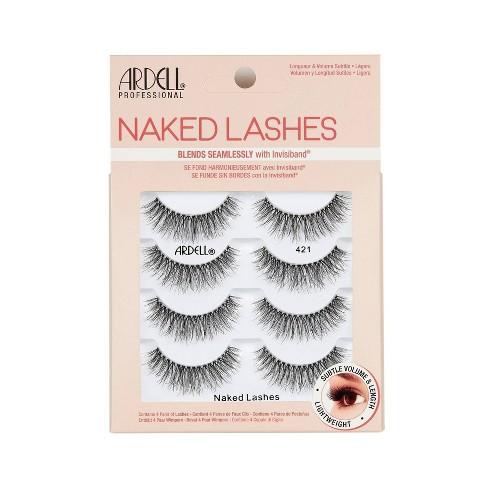 Ardell Naked 421 False Eyelashes - Black - image 1 of 3