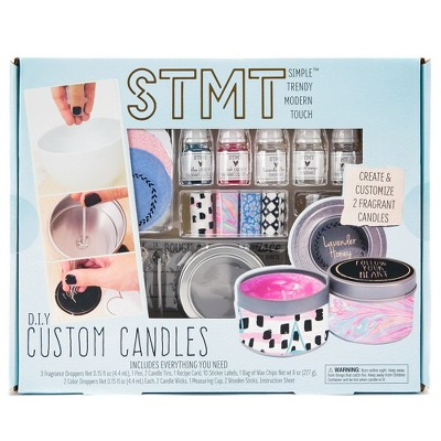 DIY Custom Candles - STMT