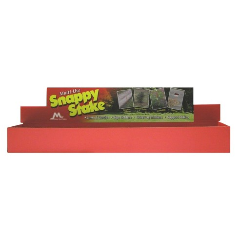 Snappy Stakes Display - Box of 24 - Master Mark Plastics - image 1 of 1