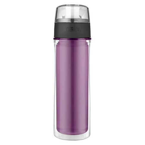 Thermos Water Bottle Insulated 18 oz - Purple - image 1 of 1