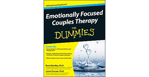 Emotionally Focused Couple Therapy for Dummies (Paperback) (Brent Bradley) - image 1 of 1