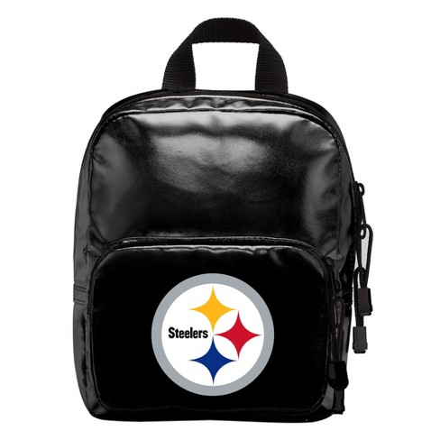 NFL Pittsburgh Steelers The Northwest Co. Spotlight Mini Backpack - image 1 of 3