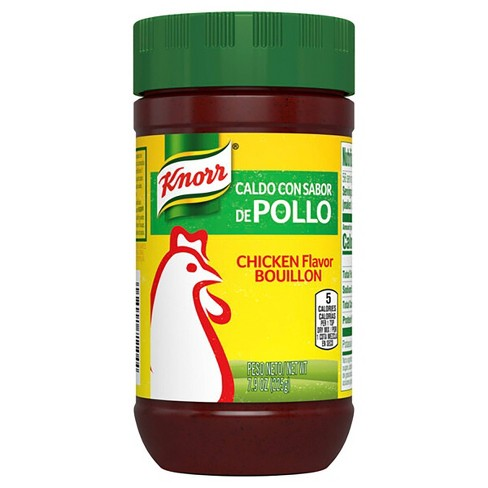 Knorr Granulated Bouillon Chicken - 7.9oz - image 1 of 4