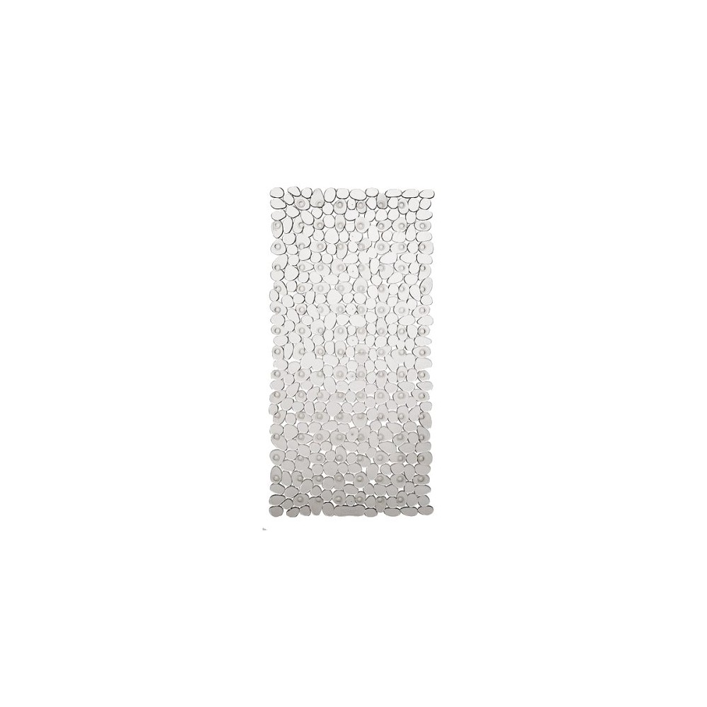 Image of Puddles Bath Mat Clear - Splash Home